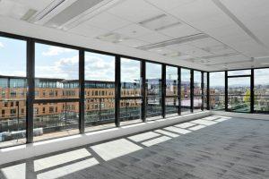 espace paysage bureau entreprise
