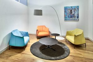 espace petit salon entreprise start up