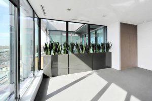 bureau paysage entreprise