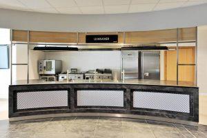 cuisine espace viande restaurant entreprise