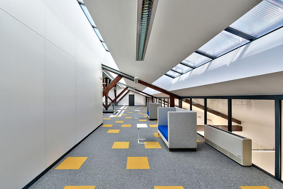 espace atypique bureau start up