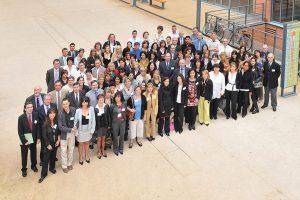 photo de groupe seminaire entreprise