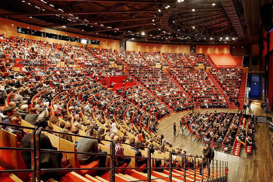 seminaire auditorium espace 3000 cite internationale lyon