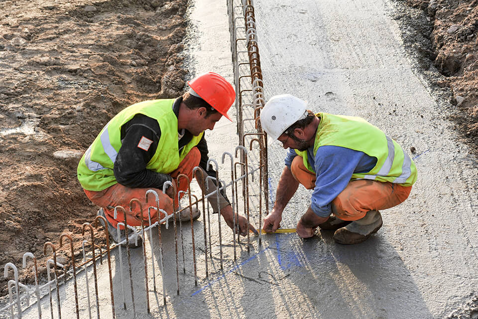inspection chantier construction