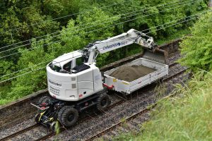 travaux chantier ferroviere