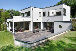 maison architecte contemporaine
