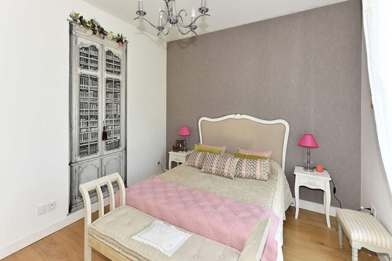 chambre appartement