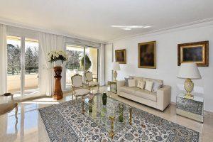 sejour appartement luxe haut de gamme