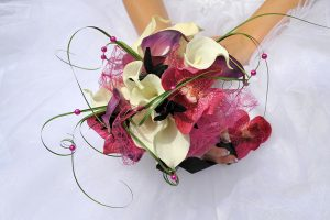 bouquet de mariee